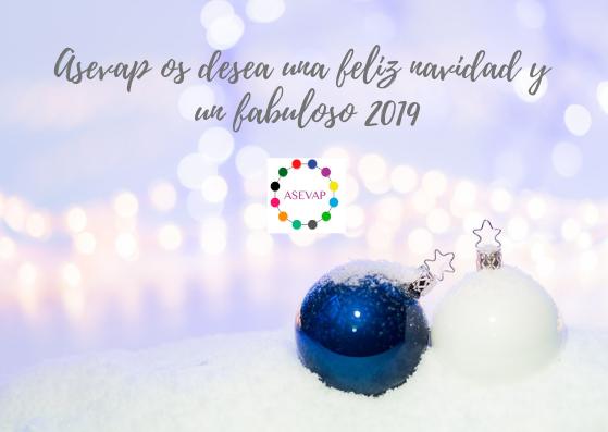 Asevap os desea una feliz navidad y un fabuloso 2019